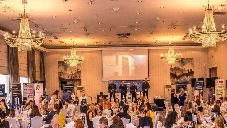 Церемония награждаване на сп. Бизнес Лейди с Белканто в Шератон