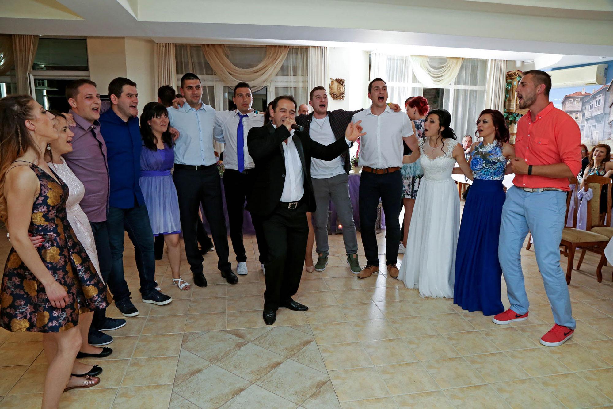 Сватбена изненада