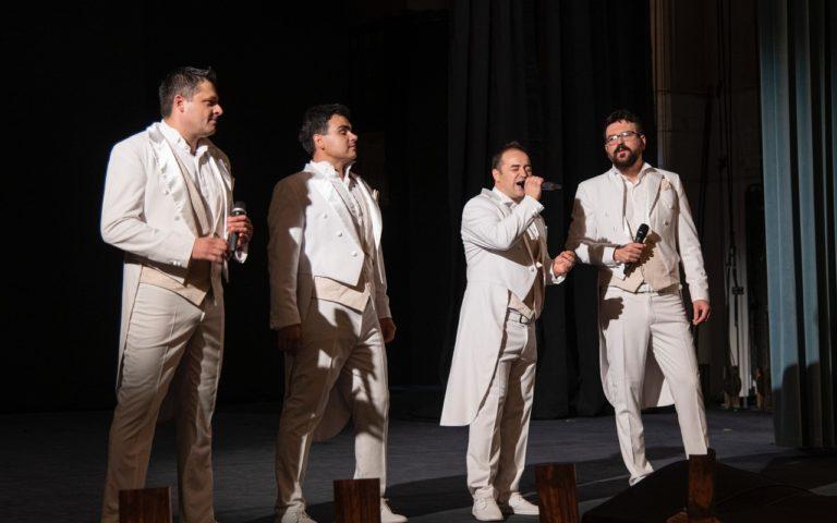 Концерт в Кралски Театър Варшава