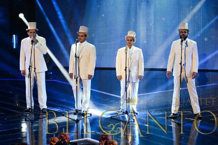 Belcanto Quartet - Hallelujah - X-Factor 2015