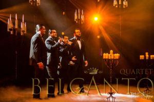 Belcanto Quartet - Parla Piu Piano - X-Factor 2015